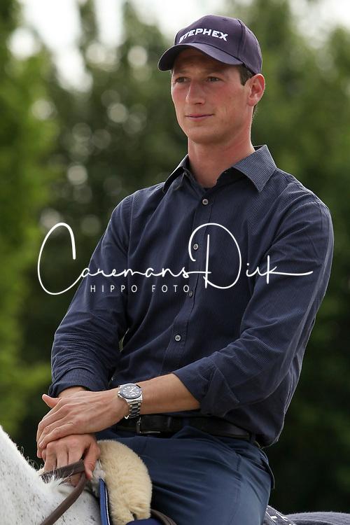 Deusser Daniel, GER, Cornet d'Amour<br /> Stephex Stables 2014<br /> © Sharon Vandeput<br /> 28/04/14