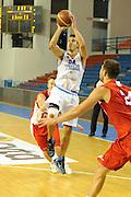 DESCRIZIONE : Cipro European Basketball Tour Italia Polonia Italy Poland<br /> GIOCATORE : Antonio Maestranzi<br /> CATEGORIA : Tiro<br /> SQUADRA : Nazionale Italia Uomini <br /> EVENTO : European Basketball Tour <br /> GARA : Italia Polonia <br /> DATA : 07/08/2011 <br /> SPORT : Pallacanestro <br /> AUTORE : Agenzia Ciamillo-Castoria/GiulioCiamillo<br /> Galleria : Fip Nazionali 2011 <br /> Fotonotizia :  Cipro European Basketball Tour Italia Polonia Italy Poland<br /> Predefinita :