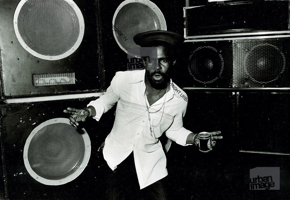 Black Britain Style - Sound System  club 1980