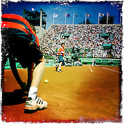 Roland Garros. Paris, France. May 28th 2012.