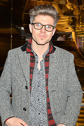 DARREN KENNEDY at the Veryexclusive.co.uk Launch Party held at Watches of Switzerland, 155 Regents Street, London on 20th February 2015.