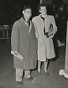 The Mydans Arrive Home<br />