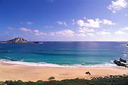 Rabbit Island, Makapu Beach, Oahu, Hawaii<br />