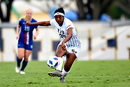 FIU Women's Soccer vs La Tech (Sep 30 2018)