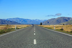 Southern District police are reminding motorists to continue to take care on the roads during the holiday period, which runs from 4pm on Thursday 29 March to 6am Tuesday 3 April, SH8,Twizel, New Zealand, Thursday, March 29, 2018. Credit:SNPA / Hayden Woodward**NO ARCHIVING**