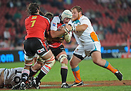 Rugby - S15 Lions v Cheetahs