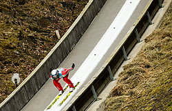 Silje Opseth of Norway competes during Team Competition at Day 2 of World Cup Ski Jumping Ladies Ljubno 2019, on February 9, 2019 in Ljubno ob Savinji, Slovenia. Photo by Matic Ritonja / Sportida