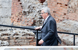 26.05.2017, Taormina, ITA, 43. G7 Gipfel in Taormina, EXPA/, im Bild Präsident der EU-Kommission Jean-Claude Juncker // President of the EU Commission Jean-Claude Juncker during the 43rd G7 summit in Taormina, Italy on 2017/05/26. EXPA Pictures © 2017, PhotoCredit: EXPA/ Johann Groder