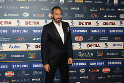 December 3, 2018 - Milan, Italy - Gianluca Zambrotta at 'Oscar Del Calcio AIC' Italian Football Awards photocall in Milano, Italy, on December 03 2018  (Credit Image: © Mairo Cinquetti/NurPhoto via ZUMA Press)