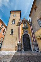 Church in Vence, France