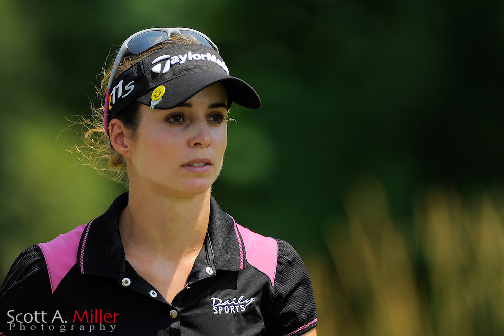 Beatriz Recari during the first round of the US Women's Open at Blackwolf Run on July 5, 2012 in Kohler, Wisconsin. ..©2012 Scott A. Miller