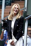 Tony Estanguet, Nicole Kidman - French Tennis International of Roland Garros 2017 -<br /> ©Exclusivepix Media