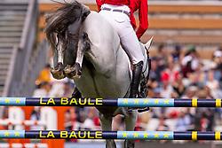 Wathelet Gregory, BEL, MJT Nevado S<br /> Jumping International de La Baule 2019<br /> <br /> 17/05/2019