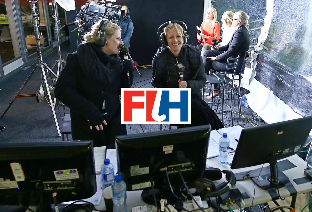 New Zealand, Auckland - 18/11/17  <br /> Sentinel Homes Women&rsquo;s Hockey World League Final<br /> Harbour Hockey Stadium<br /> Copyrigth: Worldsportpics, Rodrigo Jaramillo<br /> Match ID: 10296 - USA vs NED<br /> Photo: