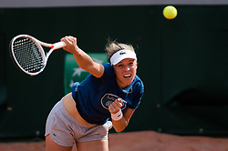 May 23, 2019, Paris, France: ANETT KONTAVEIT of Estonia during practice at the 2019 Roland Garros Grand Slam tennis tournament. (Credit Image: © AFP7 via ZUMA Wire)
