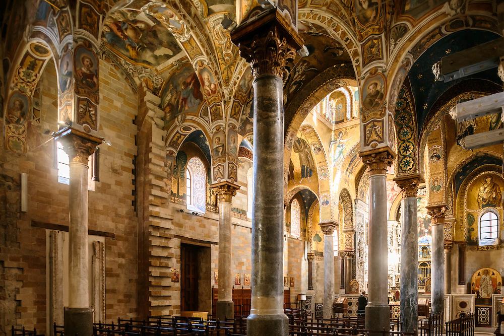 Palermo: Santa Maria dell'Ammiraglio (La Martorana).