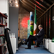 08/12/2015                <br /> Limerick City & County Council launches Ireland 2016 Centenary Programme<br /> <br /> An extensive programme of events across the seven programme strands of the Ireland 2016 Centenary Programme was launched at the Granary Library, Michael Street, Limerick, last night (Monday, 7 December 2015) by Cllr. Liam Galvin, Mayor of the City and County of Limerick.<br /> <br /> Led by Limerick City & County Council and under the guidance of the local 1916 Co-ordinator, the programme is the outcome of consultations with interested local groups, organisations and individuals who were invited to participate in the planning and implementation of events and initiatives during 2016.  <br /> <br /> Pictured at the event was Damien Brady, 2016 Co-Ordinator. Picture: Alan Place