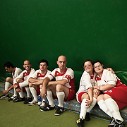 Italy, Biella- XVIII Special Olympics National Games for mentally disabled people: a mini-foot team ©2012 Mama2