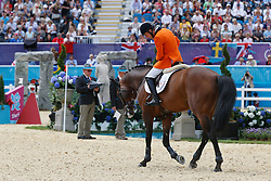 Van Der Vleuten Maikel (NED) - Verdi<br /> Olympic Games London 2012<br /> © Dirk Caremans