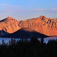 Crater Lake 7-11 AM
