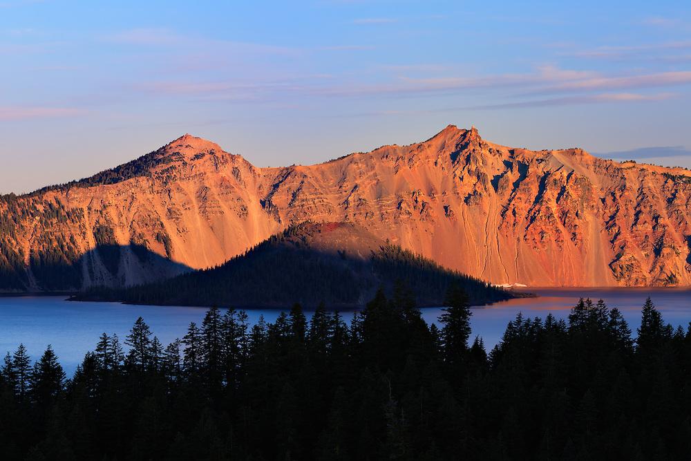 Crater Lake 7-11 AM