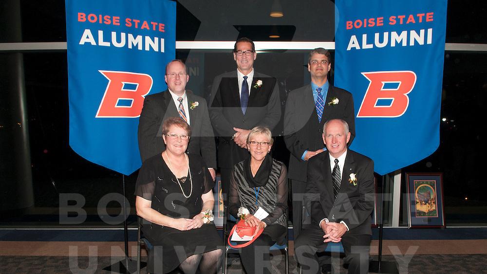 Presidential Alumni Recognition Gala, ac