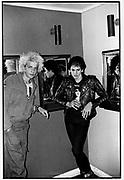 Punks clubbing,London c1980s