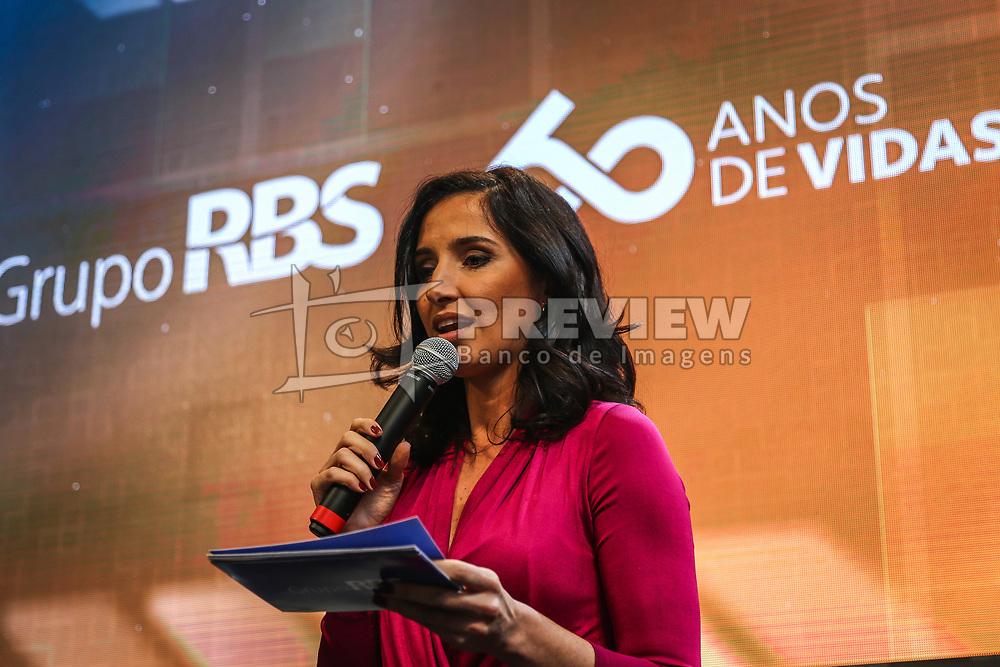 Aniversário de 60 anos do Grupo RBS, em Porto Alegre. FOTO: Jefferson Bernardesl/ Agência Preview