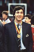 Europeo Stoccarda 1985 premiazioni Enrico Gilardi