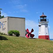Vermillion Lighthouse
