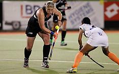 Auckland-Hockey, Four Nations, New Zealand v India