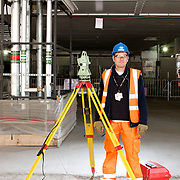 Engineer for Irvine Whitlock at Birmingham New Street Station. Gateway Project