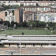L'ex stadio Filadelfia di Torino