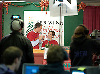 WLNH Children's Auction December 4 and December 7, 2010.