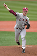 Oklahoma starting pitcher Nich Conaway picked up the win for the Sooners pitching 6.0 innings, giving up 4 runs on 5 hits with 7 strike outs against Kansas State at Tointon Stadium in  Manhattan, Kansas, April 22, 2007.  Oklahoma defeated Kansas State 12-4.