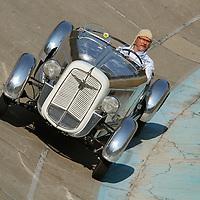 Adler Junior Rennsport (1935), Velodrom Millenaris, 2011, Budapest, Hungary