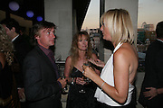 Richard Hammond, Mindy Hammond and Jane Moore, GQ Men of The Year. Royal Opera House. Covent Garden. 4 September 2007. -DO NOT ARCHIVE-© Copyright Photograph by Dafydd Jones. 248 Clapham Rd. London SW9 0PZ. Tel 0207 820 0771. www.dafjones.com.