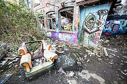 This is the place used by homeless people