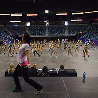 ©Gustavo EscanelleNew Orleans Honeybees Tryouts 07.17.2010