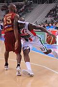 DESCRIZIONE : Torino Coppa Italia Final Eight 2012 Quarto Di Finale Scavolini Siviglia Pesaro Umana Venezia<br /> GIOCATORE : Jumaine Jones<br /> CATEGORIA : penetrazione<br /> SQUADRA : Scavolini Siviglia Pesaro <br /> EVENTO : Suisse Gas Basket Coppa Italia Final Eight 2012<br /> GARA : Scavolini Siviglia Pesaro Umana Venezia<br /> DATA : 17/02/2012<br /> SPORT : Pallacanestro<br /> AUTORE : Agenzia Ciamillo-Castoria/M.Marchi<br /> Galleria : Final Eight Coppa Italia 2012<br /> Fotonotizia : Torino Coppa Italia Final Eight 2012 Quarto Di Finale Scavolini Siviglia Pesaro Umana Venezia<br /> Predefinita :