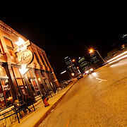 Anton's Taproom and Restaurant, 16th and Main, downtown Kansas City, Missouri.