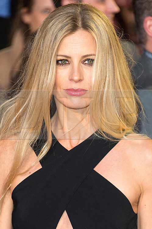 © Licensed to London News Pictures. 22/02/2016. LAURA BAILEY attends the GRIMSBY Film premiere. The film centres around a black-ops spy whose brother is a football hooligan.  London, UK. Photo credit: Ray Tang/LNP