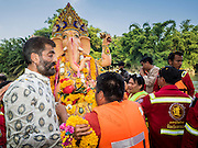 20 SEPTEMBER 2015 - SARIKA, NAKHON NAYOK, THAILAND:     PHOTO BY JACK KURTZ