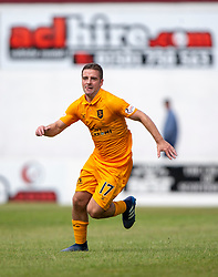 Livingston Scott Robinson. Livingston 1 v 0 Annan Athletic, Scottish League Cup Group F, played 21/7/2018 at Prestonfield, Linlithgow.