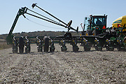 21 October 2011-Farms, farmers, and machinery are photographed in Owensboro, Kentucky for SRA.