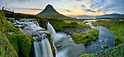 Taken in west-Iceland at Kirkjufell in Grundarfjörður