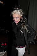 DAPHNE GUINNESS, , Visionaire party. Delano  Hotel.  Miami Art Basel 2011. 2December 2011.