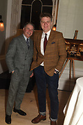 JEREMY HACKETT; NEIL BUGLER The Datai Langkawi Relaunch event, Spring, Somerset House,  London. 1 March 2018