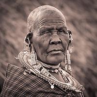 Maasai Grandma