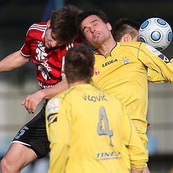 20090314: Football - Soccer - PrvaLiga Telekom Slovenije, NK Domzale vs NK Interblock